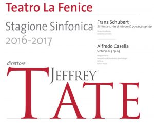 Sir Jeffrey Tate alla Fenice e al Malibran - Blog associazione musicale Phileo